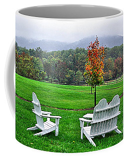 Coffee Mug featuring the photograph Peaceful Spot  by John S