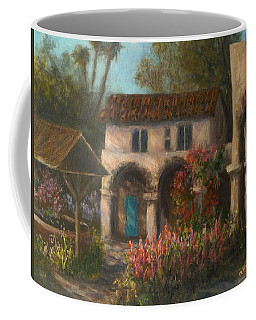 Peaceful Landscape Paintings Coffee Mug