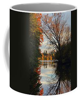Peaceful October Afternoon Coffee Mug