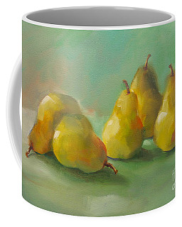 Peaceful Pears Coffee Mug