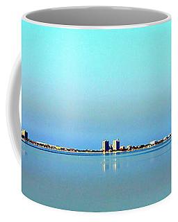 Peaceful Pensacola Beach Coffee Mug