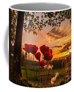 Peaceful Poppy Coffee Mug