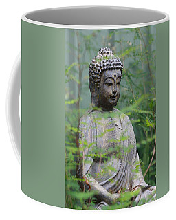 Coffee Mug featuring the photograph Peaceful Repose by Keith Hawley