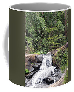 Coffee Mug featuring the photograph Peaceful Retreat by Aaron Martens