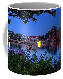 Peaceful River Coffee Mug