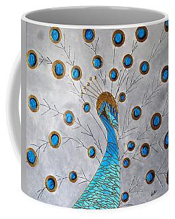 Peacock And Its Beauty Coffee Mug