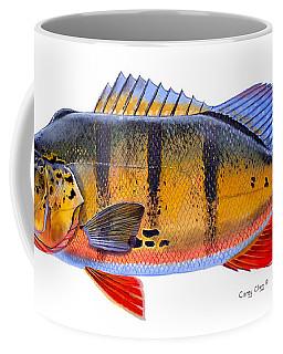 Peacock Bass Coffee Mug