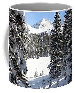 Peak Peek Coffee Mug