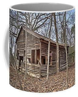 Peak Ruins-1 Coffee Mug