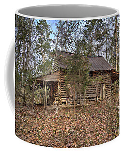 Peak Ruins-2 Coffee Mug