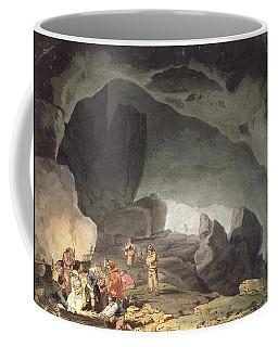 Peaks Hole, Derbyshire Coffee Mug