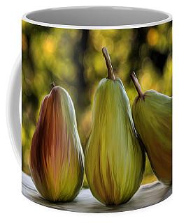 Pear Buddies Coffee Mug