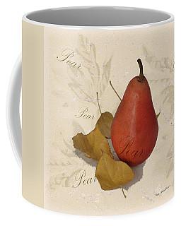 Pear Square Coffee Mug