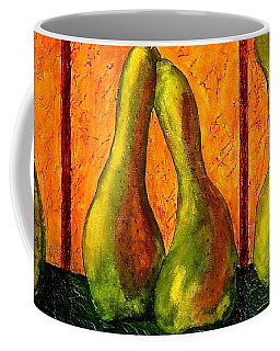 Pear Whimsy Coffee Mug