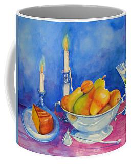 Pearis By Candlelight  Coffee Mug