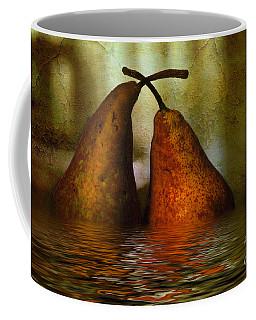 Pears In Water Coffee Mug