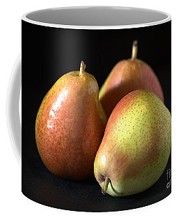 Pears Coffee Mug by Joy Watson