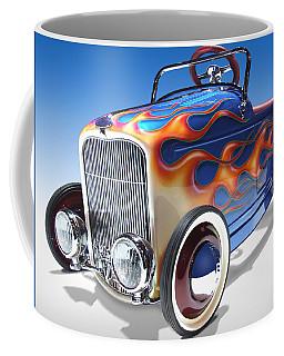 Peddle Car Coffee Mug