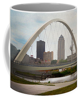 Pedestrian Bridge Coffee Mug