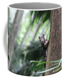 Peekaboo Coffee Mug