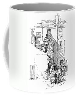Peel Back Street Coffee Mug