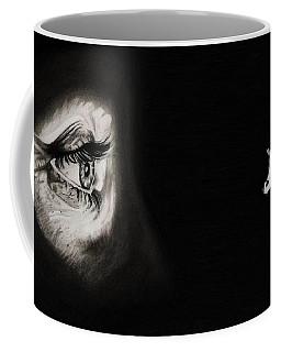 Peeping Tom - Psycho Coffee Mug