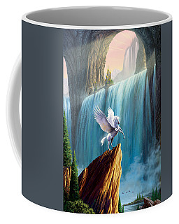 Pegasus Kingdom Coffee Mug