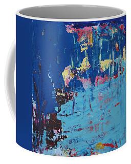 Peinture Abstraite Sans Titre 6 Coffee Mug