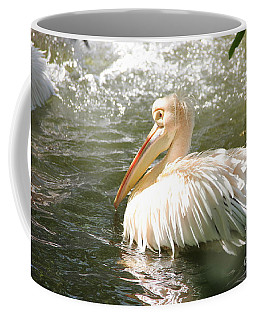 Pelican Bath Time Coffee Mug