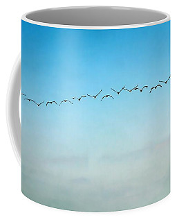 Pelican Flight Line Coffee Mug