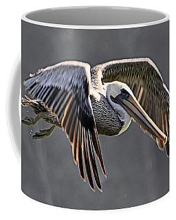 Pelican Flyby Coffee Mug