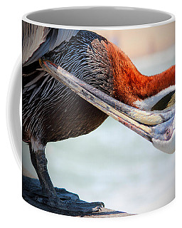 Pelican Itch Coffee Mug