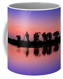 Pelican Lake First Light Coffee Mug