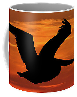 Pelican Profile Coffee Mug by Al Powell Photography USA
