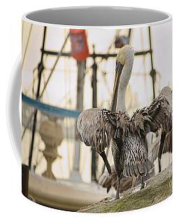 Pelican Strut Coffee Mug