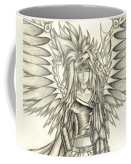 Pelusis God Of Law And Order Coffee Mug