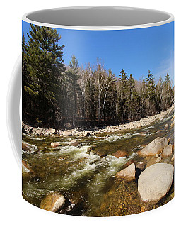 Pemigewasset River  Coffee Mug