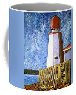 Pendlebury Lighthouse Coffee Mug