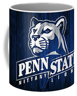 Penn State Barn Door Coffee Mug