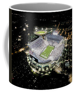 Penn State Whiteout Coffee Mug