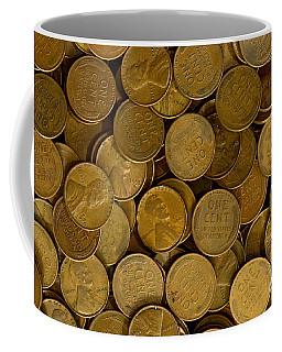 Pennies Coffee Mug