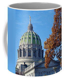 Pennsylvania Capitol Building Coffee Mug