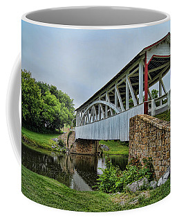 Pennsylvania Covered Bridge Coffee Mug