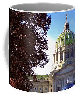 Pennsylvania State Capitol Coffee Mug by Joseph Skompski
