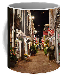 Penny Lane At Night - Rehoboth Beach Delaware Coffee Mug