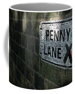 Penny Lane Coffee Mug by Jonah  Anderson