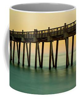 Pensacola Beach Fishing Pier Coffee Mug