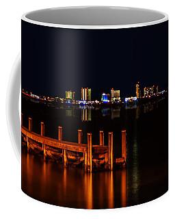 Pensacola Beach Reflections Coffee Mug