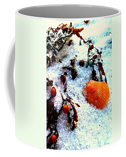 Pensacola Beach Sand Coffee Mug