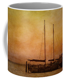 Coffee Mug featuring the photograph Pensacola Harbor by Kim Hojnacki